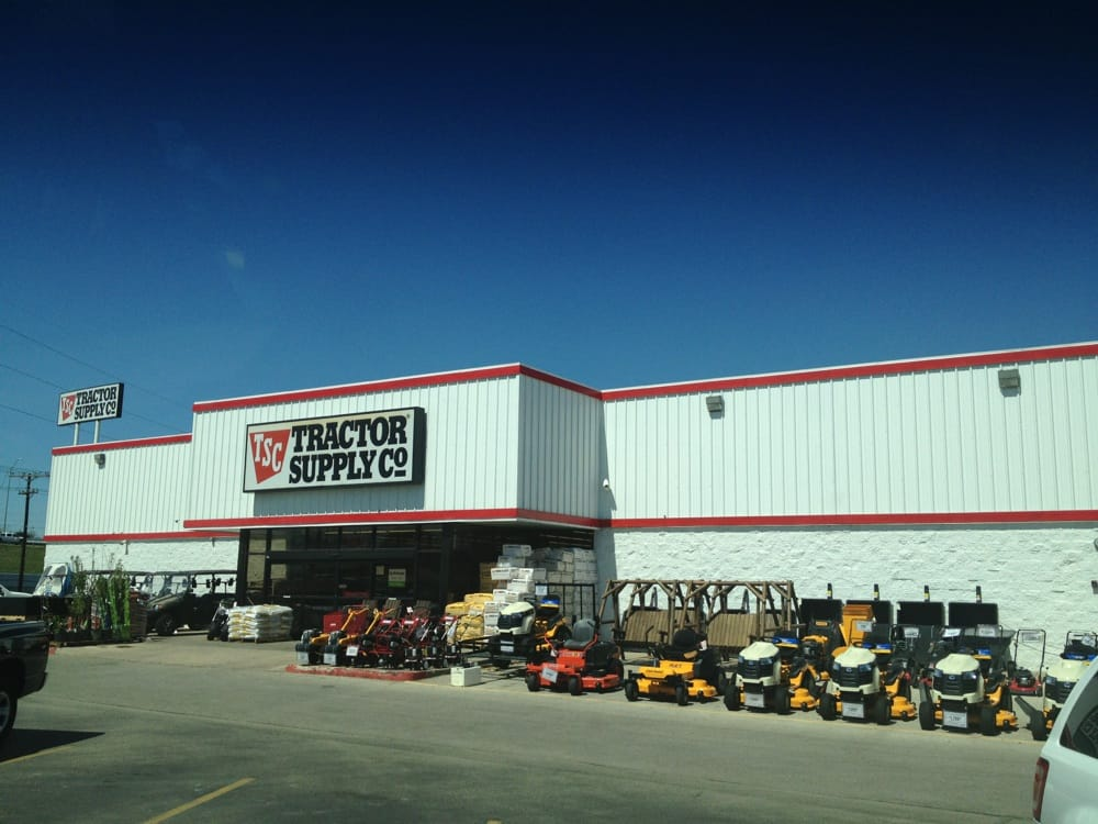tractor supplier company That's why tractor supply company started in 1938 and it's why the retailer continues providing a broad range of quality goods to home, land, pet and animal owners with everything but tractors, more than 1,600 locations in 49 states are ready to dish out fencing, power tools, sprinkler irrigation, pump supplies and more.