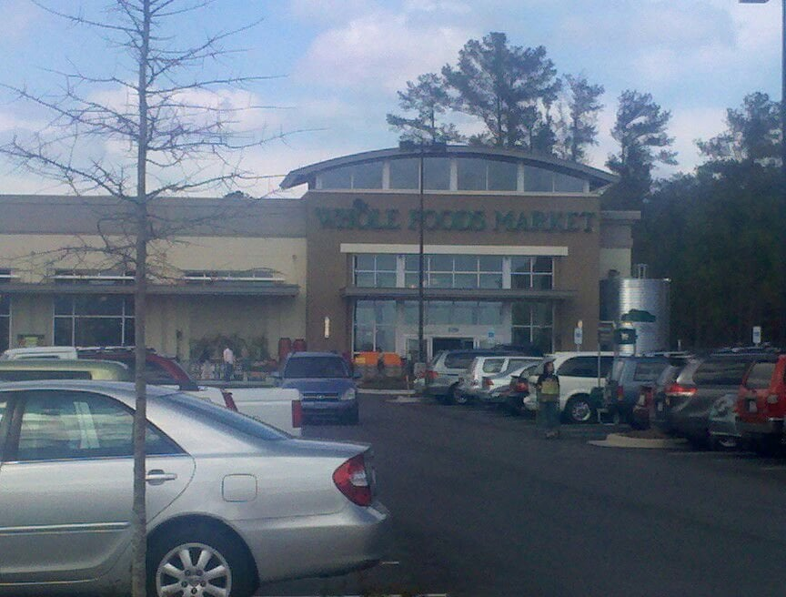 Whole Foods North Raleigh