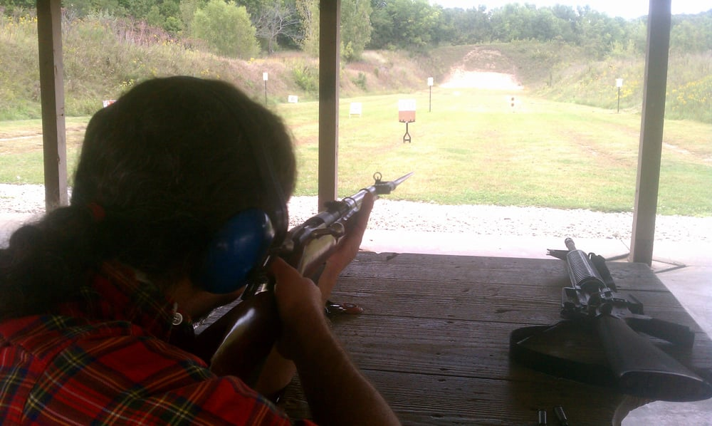 Matsell Bridge Shooting Range: 200 Range Ln, Central City, IA