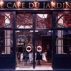 Le cafe du jardin closed french 28 wellington street for Cafe du jardin london