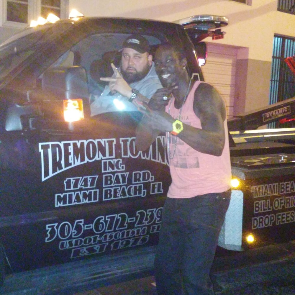 Photo Of Tremont Towing Miami Beach Fl United States