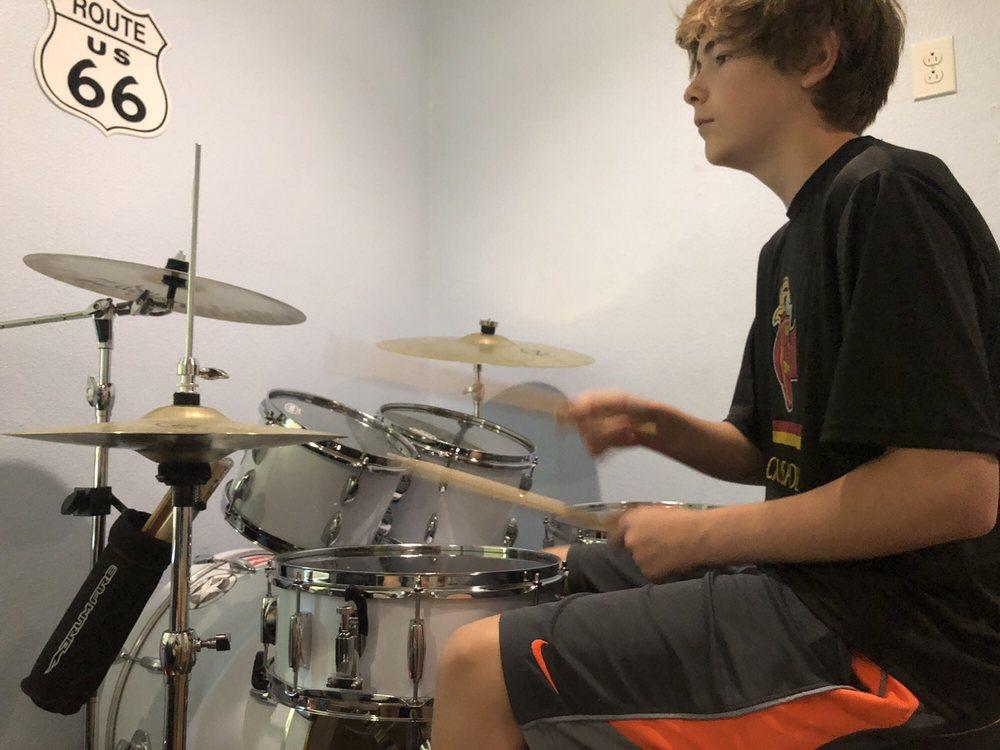 Top Shelf Drum Lessons