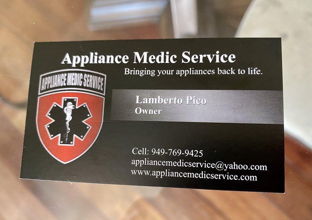 Appliance Medic Service