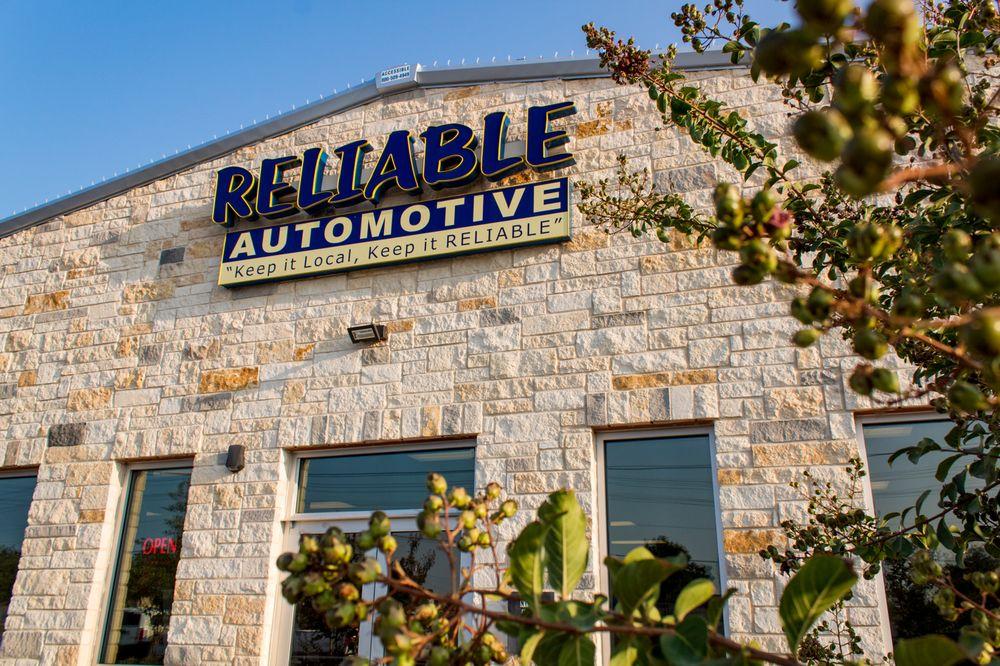 Reliable Automotive - Buda: 3420 Fm 967, Buda, TX