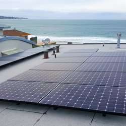Photo Of Coastal Roofing And Solar Monterey Ca United States Flat