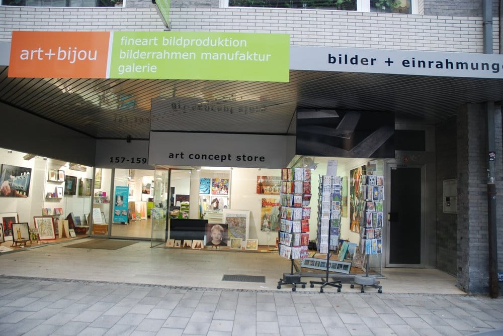 art + bijou Dr. Fröhlich - 11 Fotos - Bilderrahmen - Severinstr. 157 ...