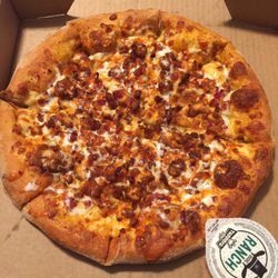 Photo Of Toppers Pizza Raleigh Nc United States Buffalo En