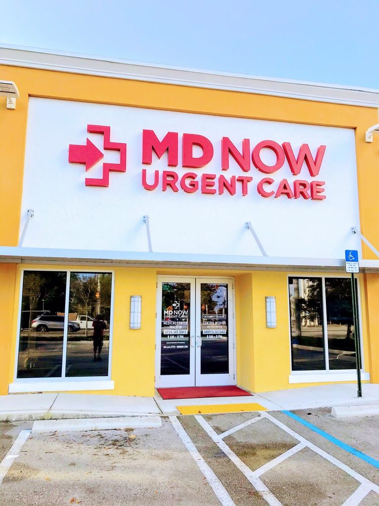 MD Now Urgent Care: 4001 SW 72nd Ave, Miami, FL