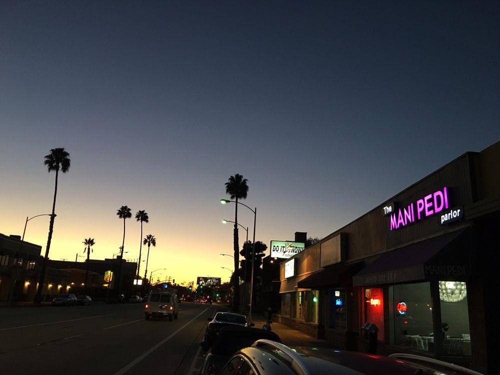 The Mani Pedi Parlor: 12619 Washington Blvd, Culver City, CA