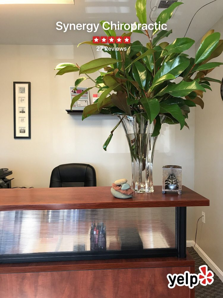 Synergy Chiropractic: 932 Hungerford Dr, Rockville, MD