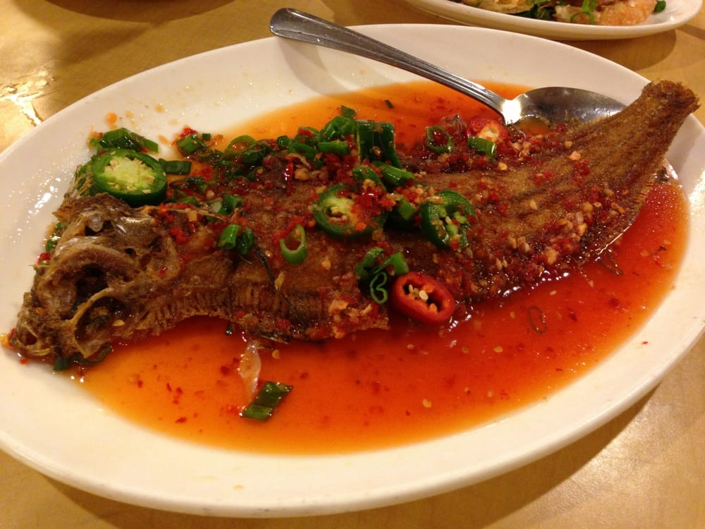 Hot and sour fried fish yelp for Fried fish near me