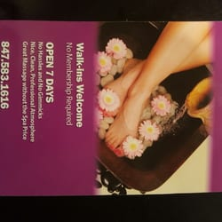 Foot Smile Spa Morton Grove