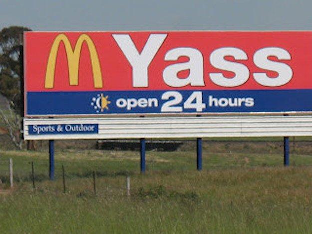 McDonald's - Takeaway & Fast Food - Yass Service Centre