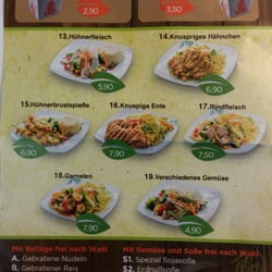 Phi Asia Küche München | Kim Phi Asia Food Fast Food Professor Neyses Platz 5 Derendorf
