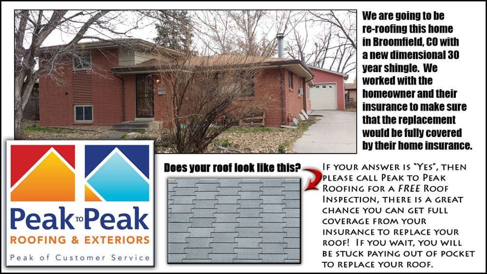 Peak To Peak Roofing U0026 Exteriors Is Your Wood Shake Roof Replacement  Specialists!   Yelp