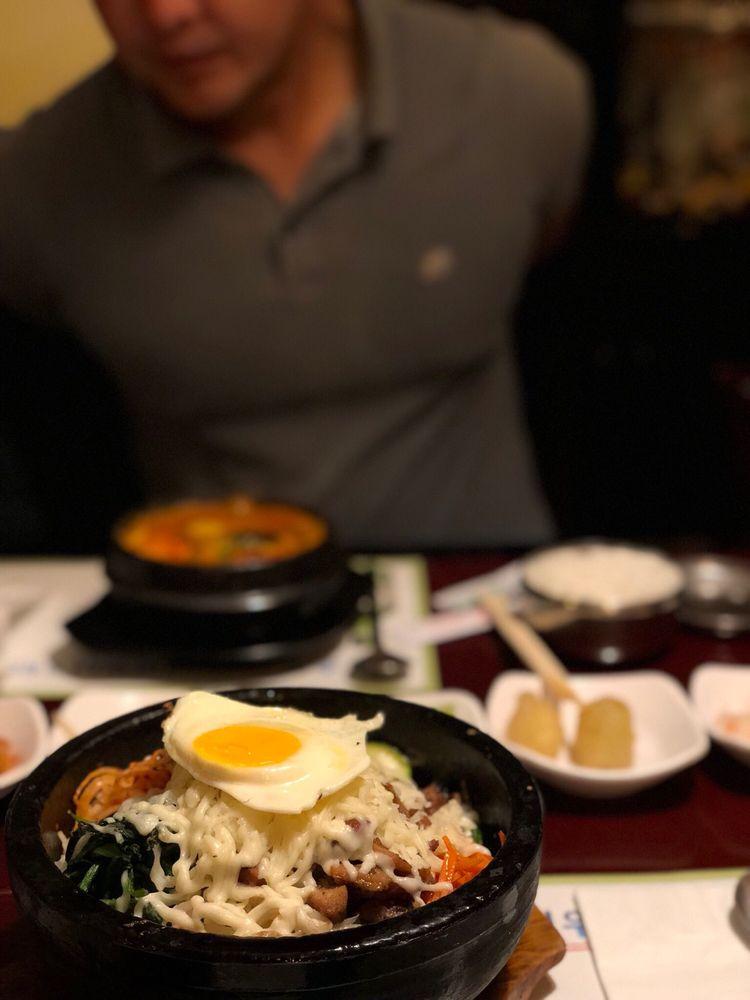 SJ Omogari Korean Restaurant