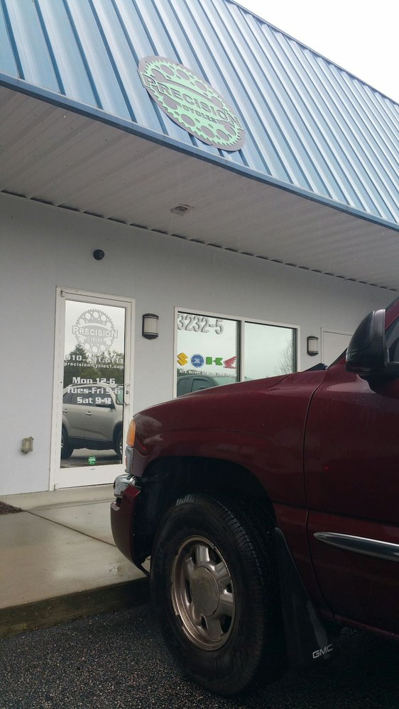 Precision Cycles: 3232 Kitty Hawk Rd, Wilmington, NC