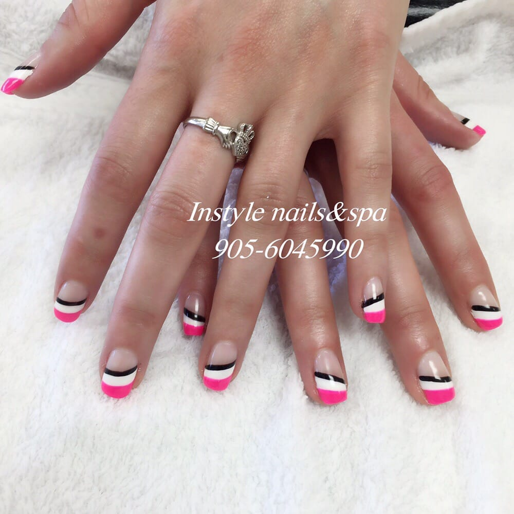 Photos for Instyle Nails & Spa - Yelp