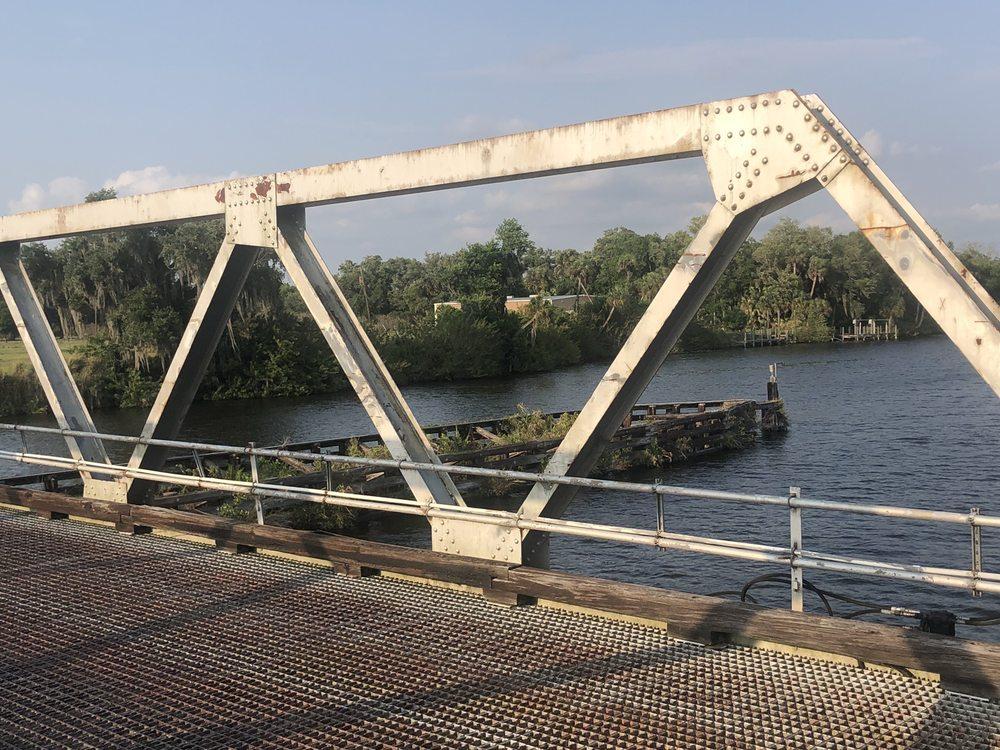 Fort Denaud Bridge: 4450 FL-78, LaBelle, FL