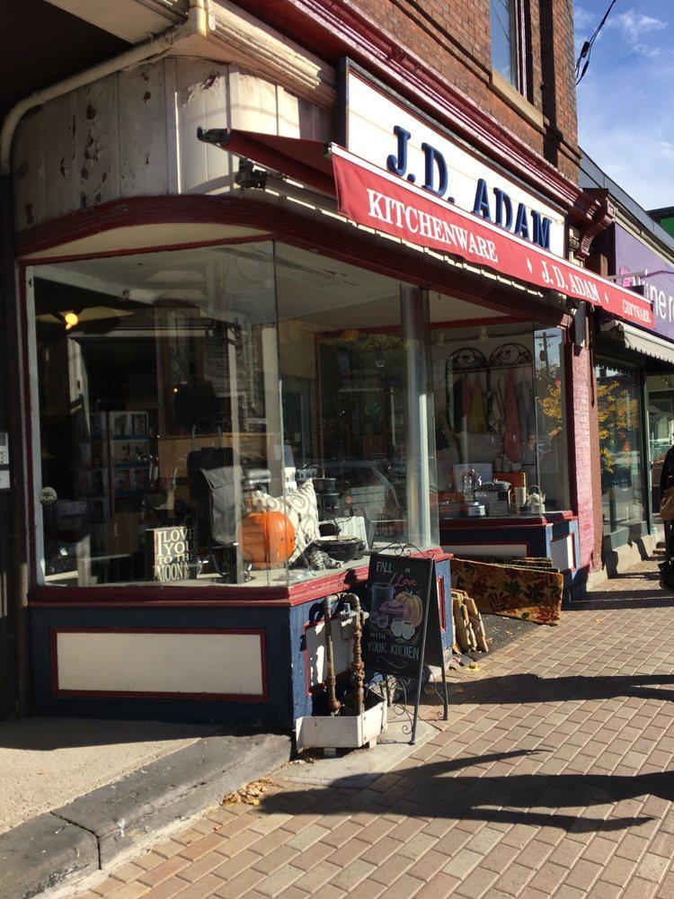 J D Adam Kitchen Company - Bad & Küche - 795 Bank Street, Ottawa, ON ...