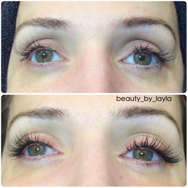 Lashes For Jeanne The Beauty With The Hazel Eyes Beautybylayla