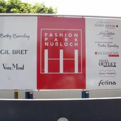 super popular b520f 1199c Fashion Park Nussloch - Mode - Max-Berk-Str. 20, Nußloch ...