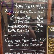 Marlusse et Lapin - Paris, France. Happy hour