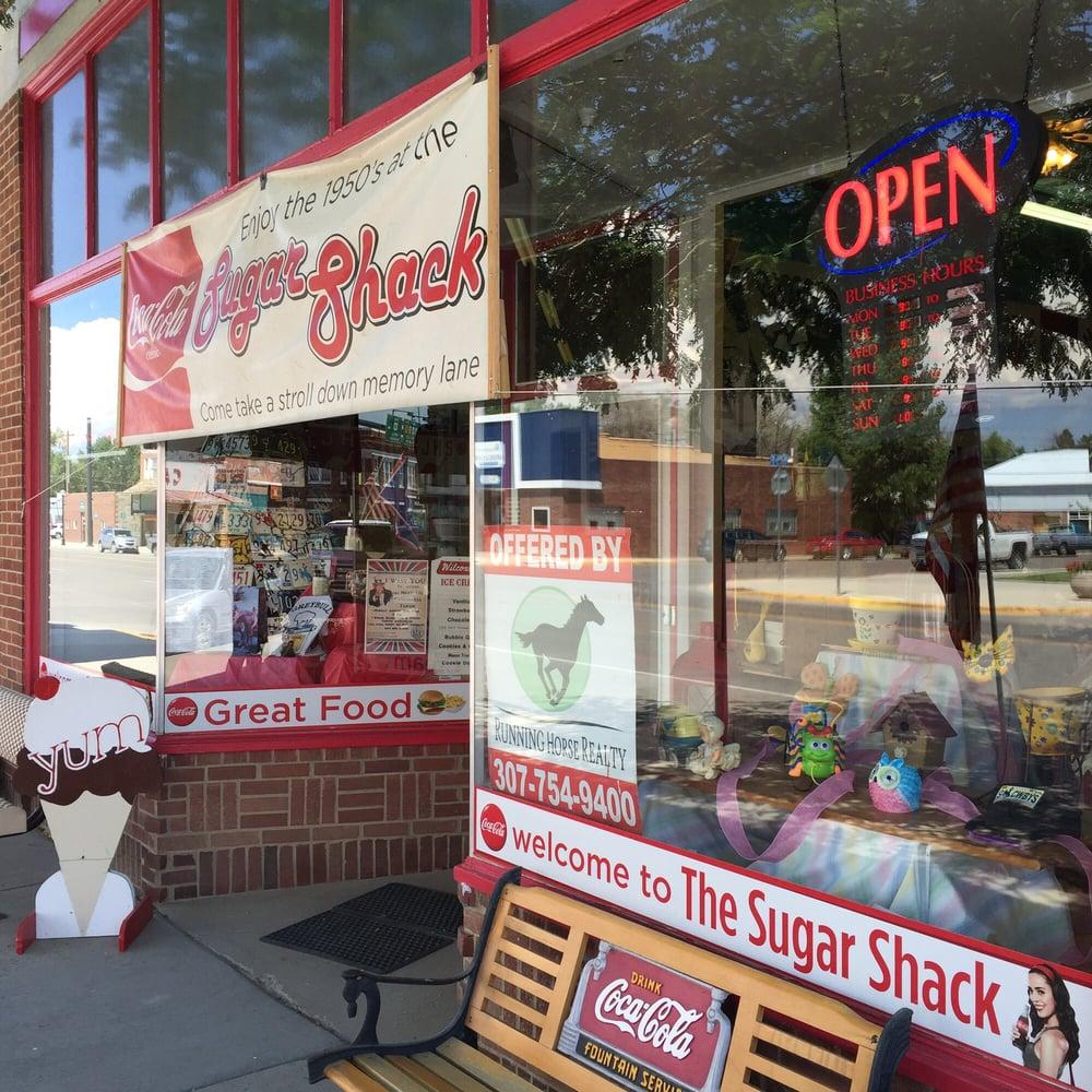 Sugar Shack: 509 Greybull Ave, Greybull, WY