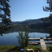 Already Pulling Musky Out Photo Of Tiffany S Resort Republic Wa United States Gorgeous Morning On Curlew