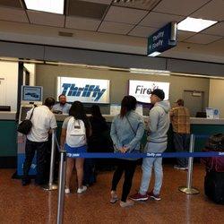 Thrifty Car Rental Salt Lake City Airport Reviews