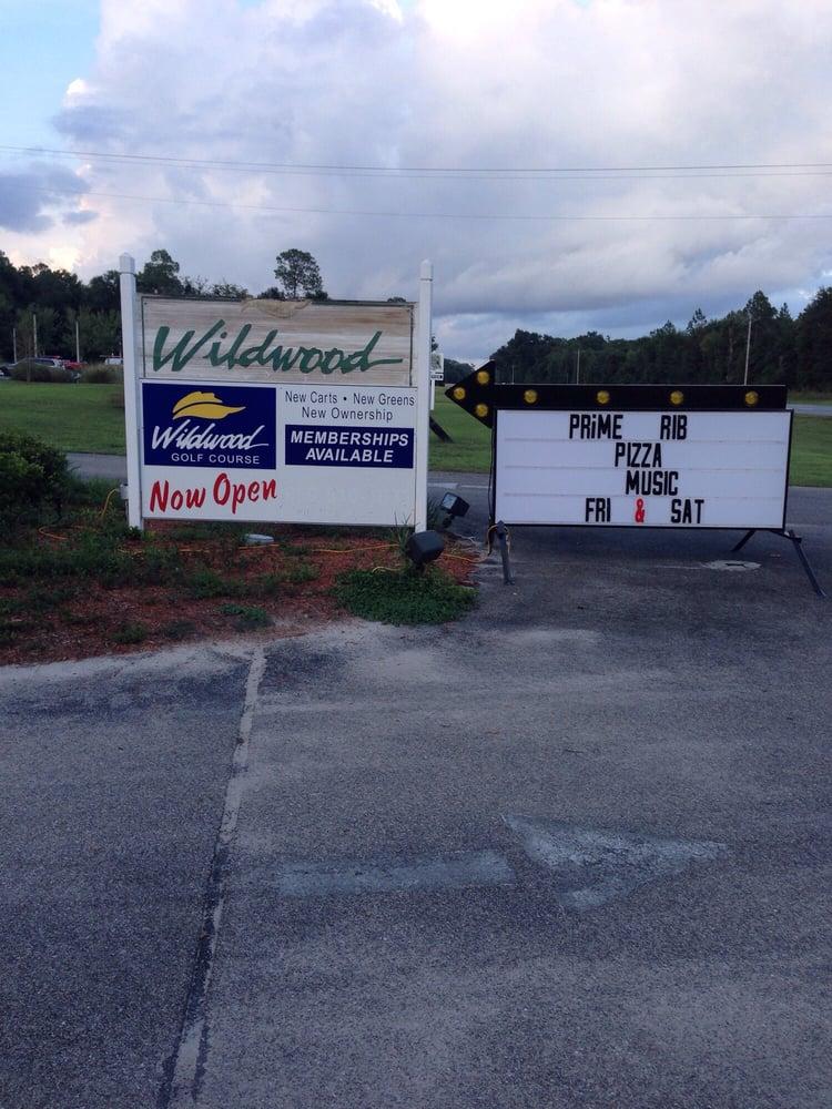 Wildwood Restaurant: 3870 Coastal Hwy, Crawfordville, FL