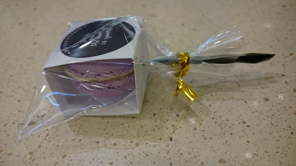 Photo of Piaget - Singapore Singapore. Macaron door gift. : door gift singapore - pezcame.com