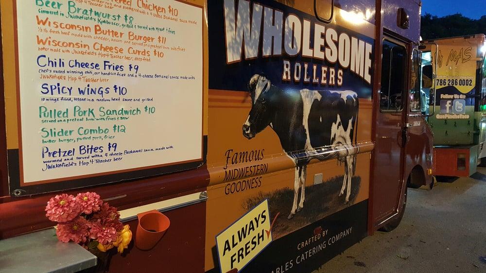 Food Truck Invasion: 7900 SW 40th St, Miami, FL