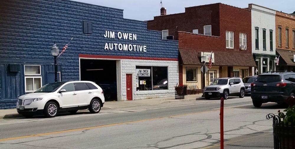 Owen Automotive: 333 Rice St, Elmore, OH