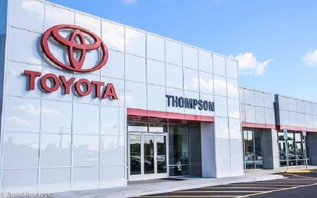 Thompson Toyota 30張相片及18篇評語 汽車維修 1101 Business