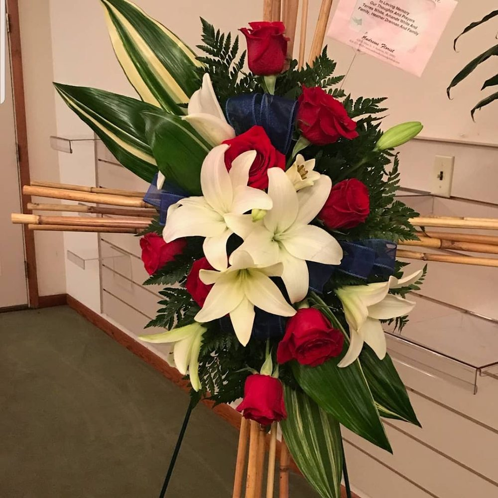 Andrews Florist and Gift Shop: 620 E Main St, Andrews, NC