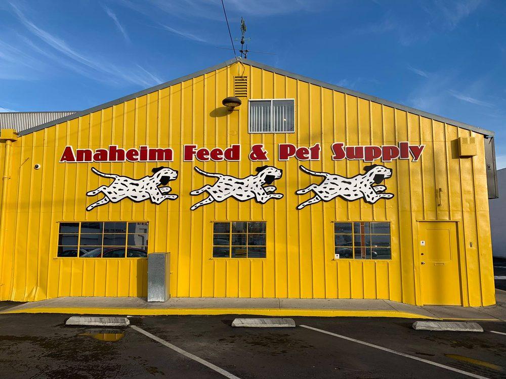 Alimentation et alimentation pour animaux Anaheim