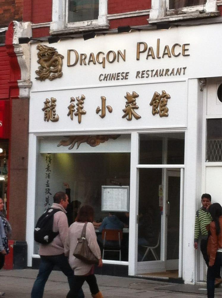 No  Chinese Restaurant Earls Court London