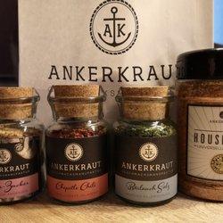 Ankerkraut - Herbs & Spices - Neuer Wall 72, Neustadt