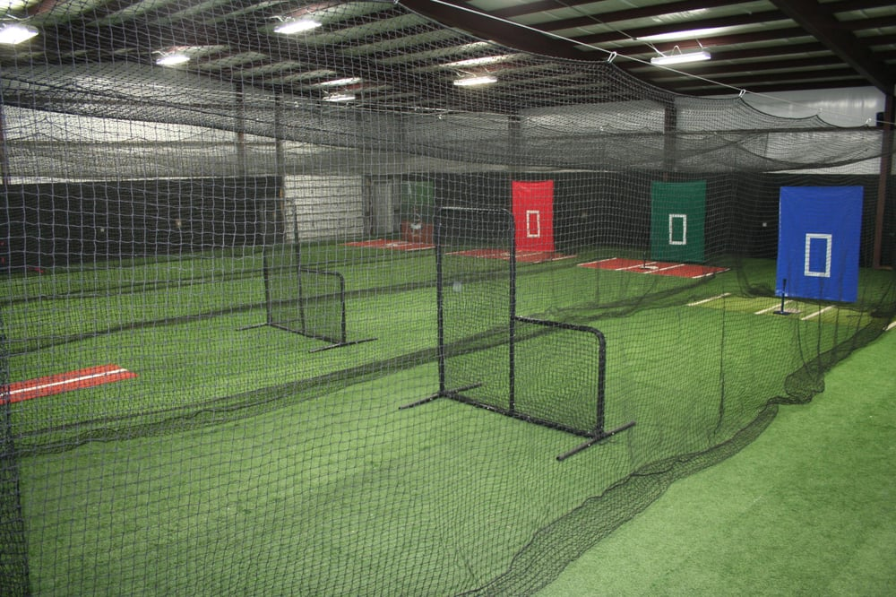 Batting cages lubbock tx
