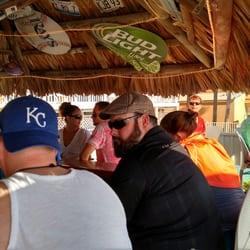 Photo Of Mangos Restaurant Tiki Bar North Redington Beach Fl United States