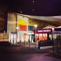 Tang Frères - Paris, France. By Night