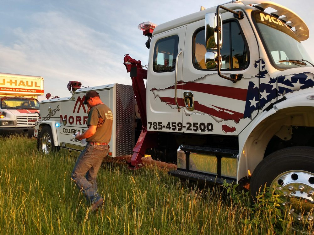 MCR Towing and Recovery: 702 Roxanna St, Morrill, KS