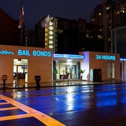 P O Of Aladdin Bail Bonds Vista Ca United States