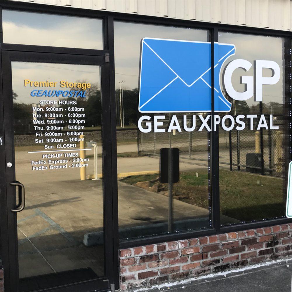 Geaux Postal: 7126 Hwy 1 S, Addis, LA