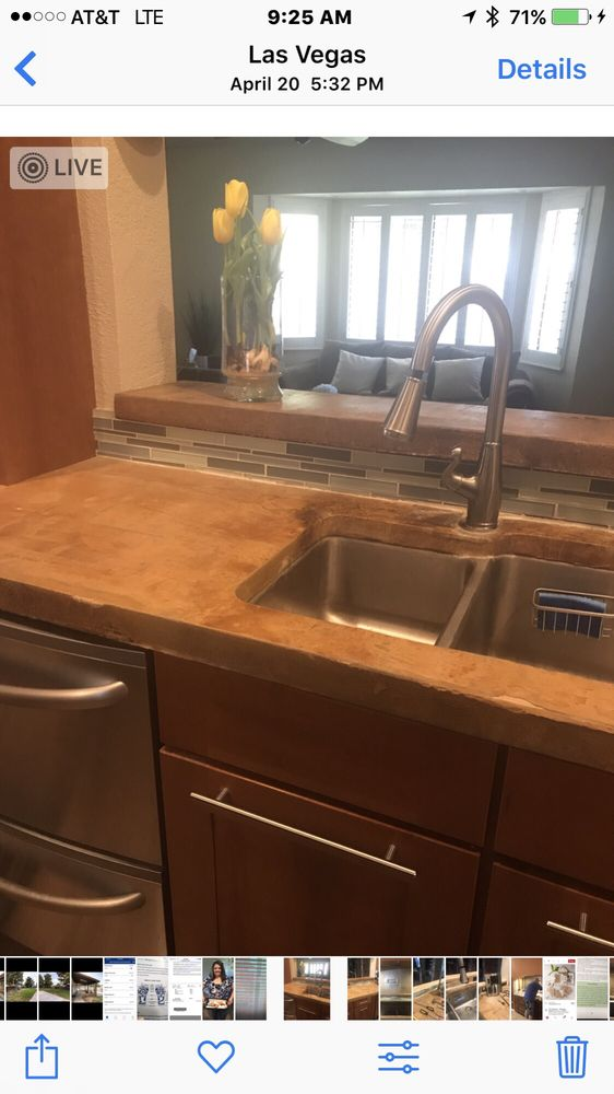 Photo Of Custom Granite Masters   Las Vegas, NV, United States. Faux  Concrete