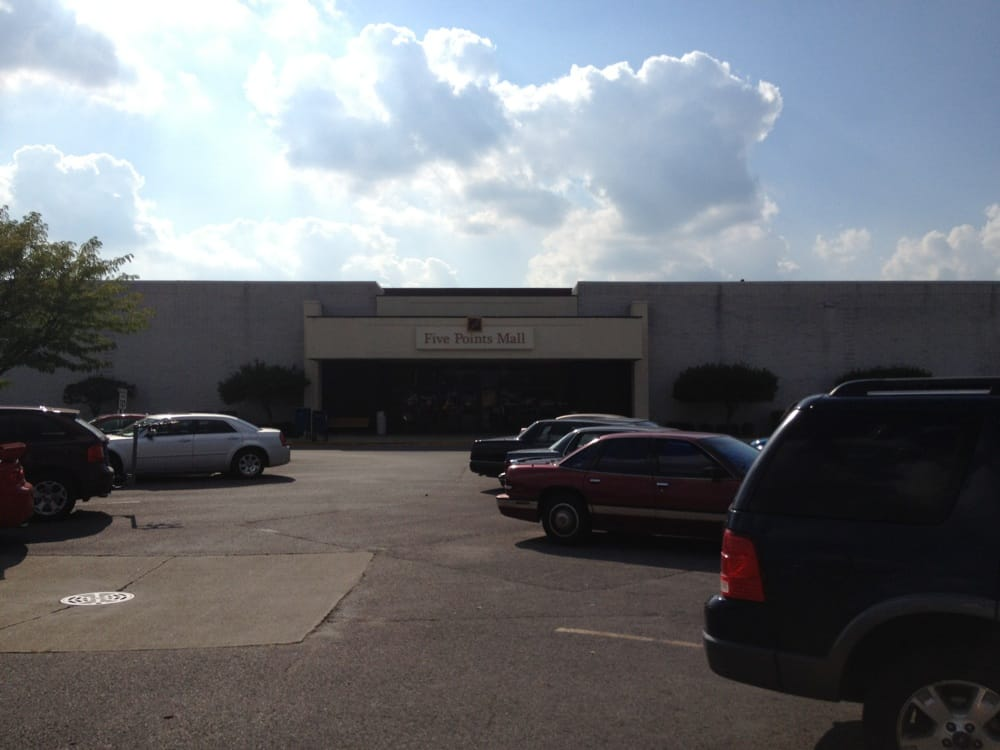 Five Points Mall: 1129 N Baldwin Ave, Marion, IN