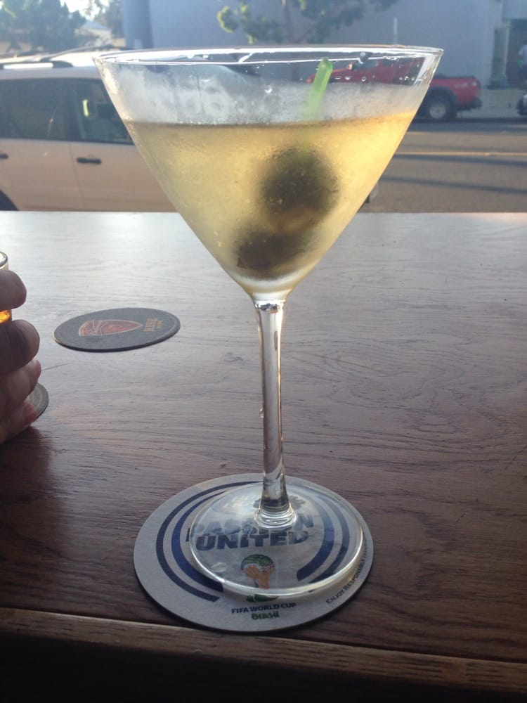 Extra dirty martini - Yelp