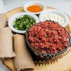 Uptown Ethiopian Fusion Cuisine