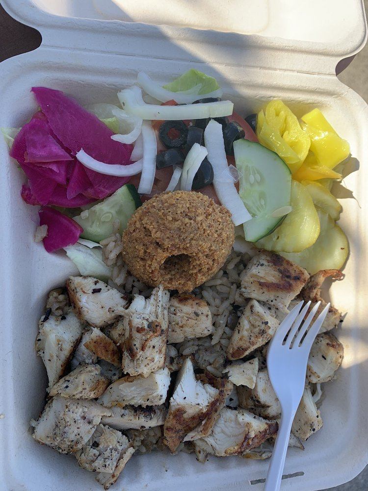 Food from Pita Pockets - Amherst